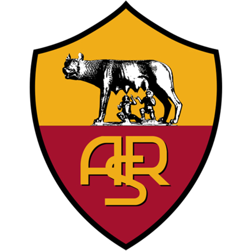 Club logo AS Rom