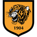 Vereinslogo Hull City