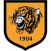 Vereinslogo Hull City