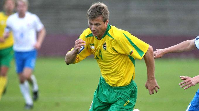 Profilbild von Valdas Trakys