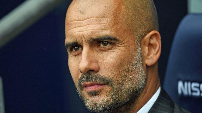 Profilbild von Pep Guardiola