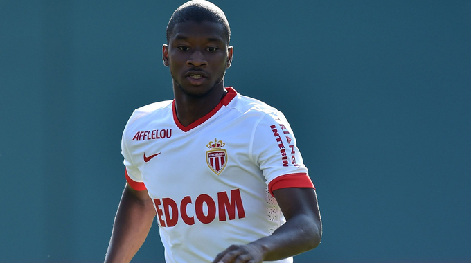 Profilbild von Almamy Touré