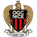 Vereinslogo OGC Nizza