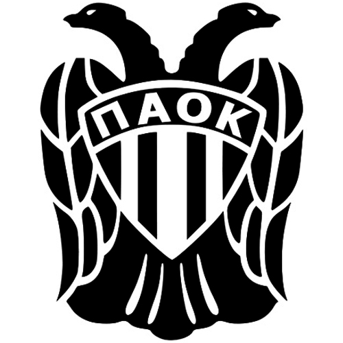 Vereinslogo PAOK Saloniki