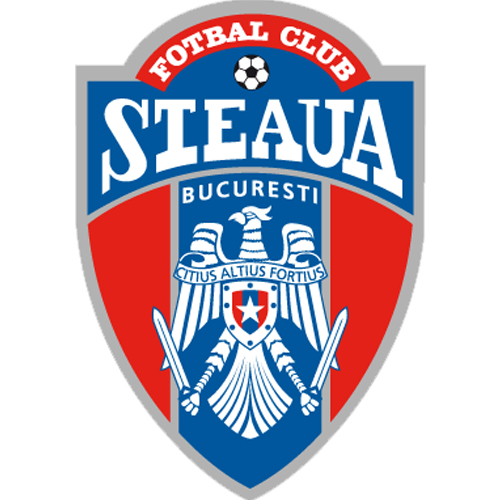 Club logo Steaua Bukarest