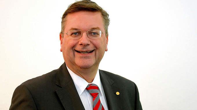 Profilbild von Reinhard Grindel