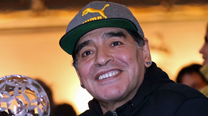 Profilbild von Diego Maradona