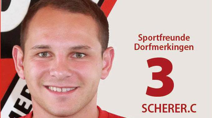 Profilbild von Christian Scherer