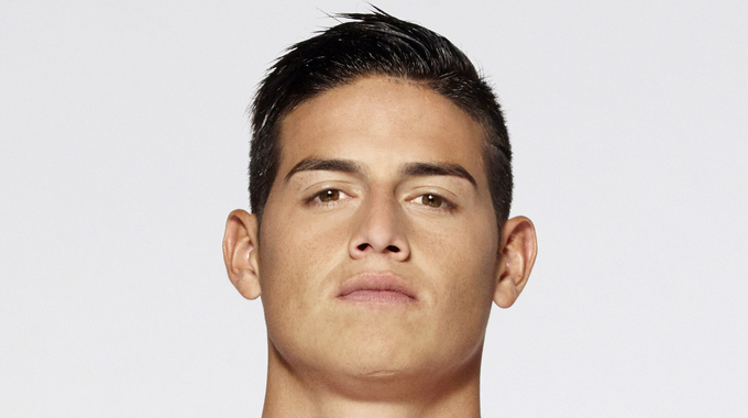 Profile picture of James Rodriguez