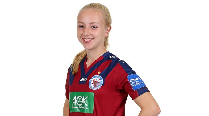 Caroline Siems Fußball