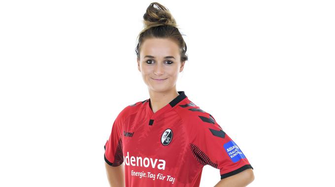Profilbild von Lina Magull