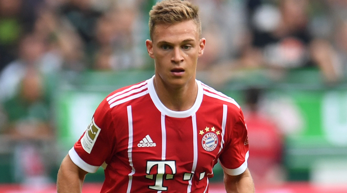 Profile picture of Joshua Kimmich