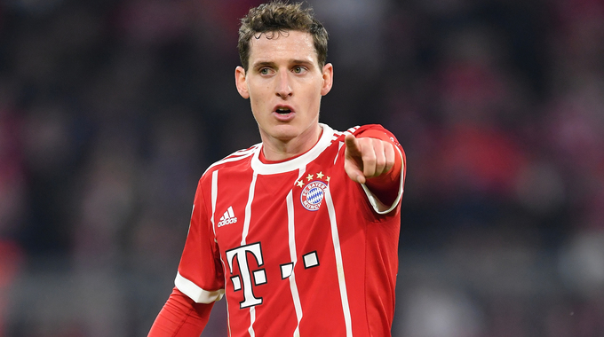 Profile picture of Sebastian Rudy