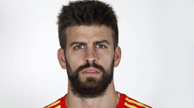 Profilbild von Gerard Piqué