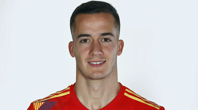 Profilbild von Lucas Vázquez