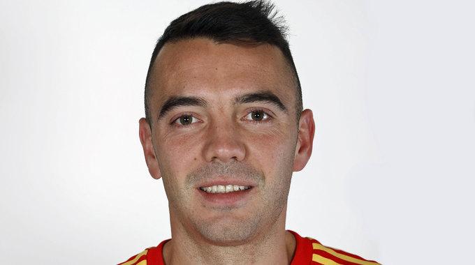 Profilbild von Iago Aspas