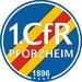 Vereinslogo 1.CfR Pforzheim