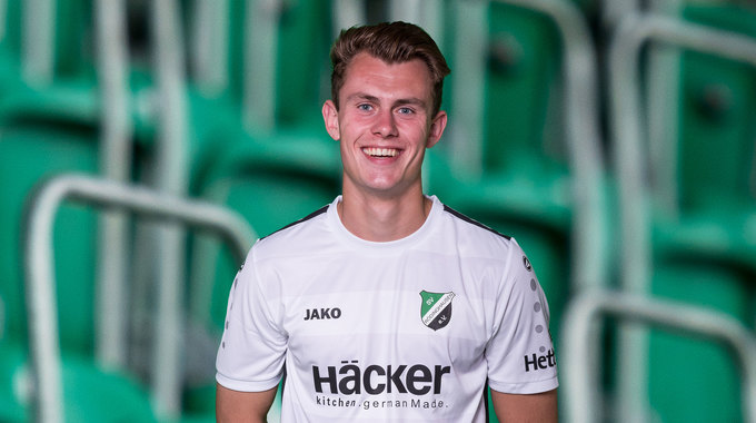 Profilbild von Jonas Burke