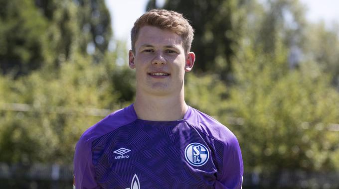 Profilbild von Alexander Nübel