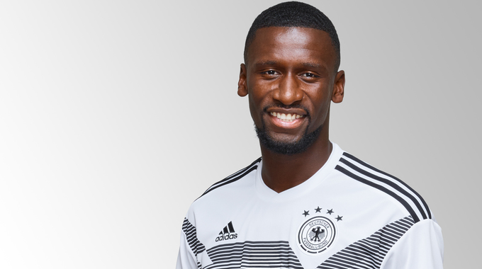 Antonio Rudiger - Player profile - DFB data center