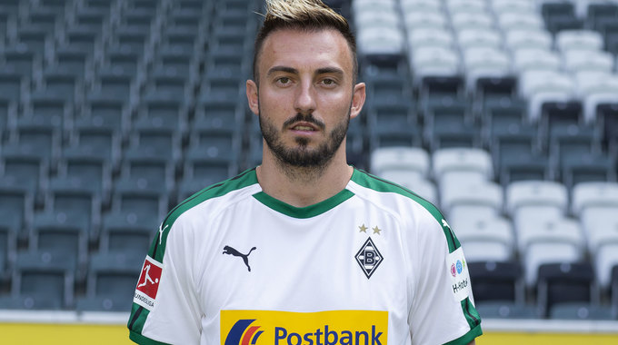 Profilbild von Josip Drmić
