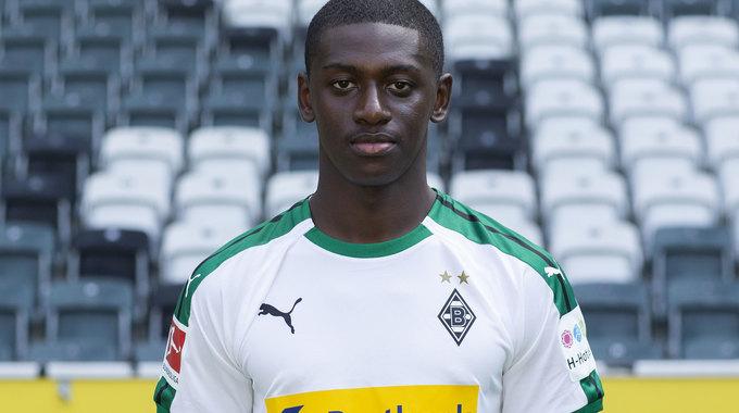Profilbild von Mamadou Doucoure