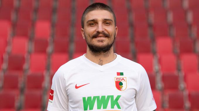 Profilbild von Kostas Stafylidis
