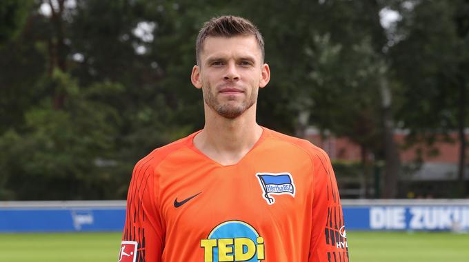 Profilbild von Rune Jarstein
