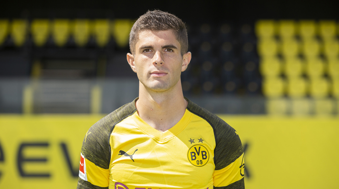 Profile picture of Christian Pulisic