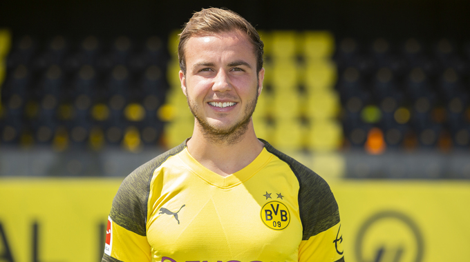 Profile picture of Mario Gotze