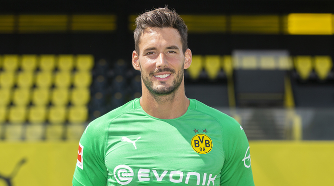 Profilbild von Roman Bürki
