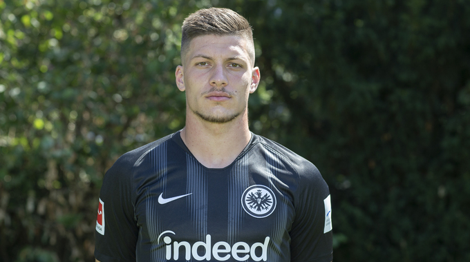 Profile picture of Luka Jovic
