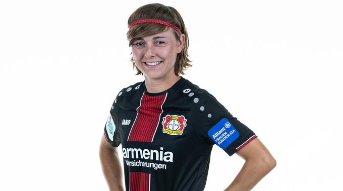 Profilbild von Anne Hopfengärtner