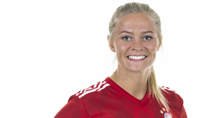 Profilbild von Fridolina Rolfö