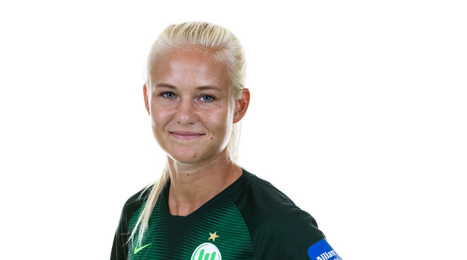 Profilbild von Pernille Harder