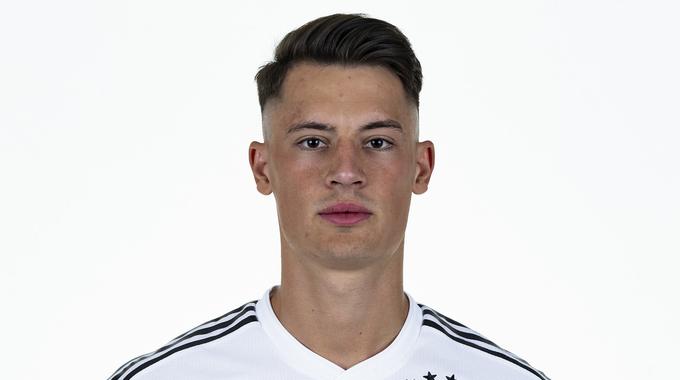 Profilbild von Robin Koch