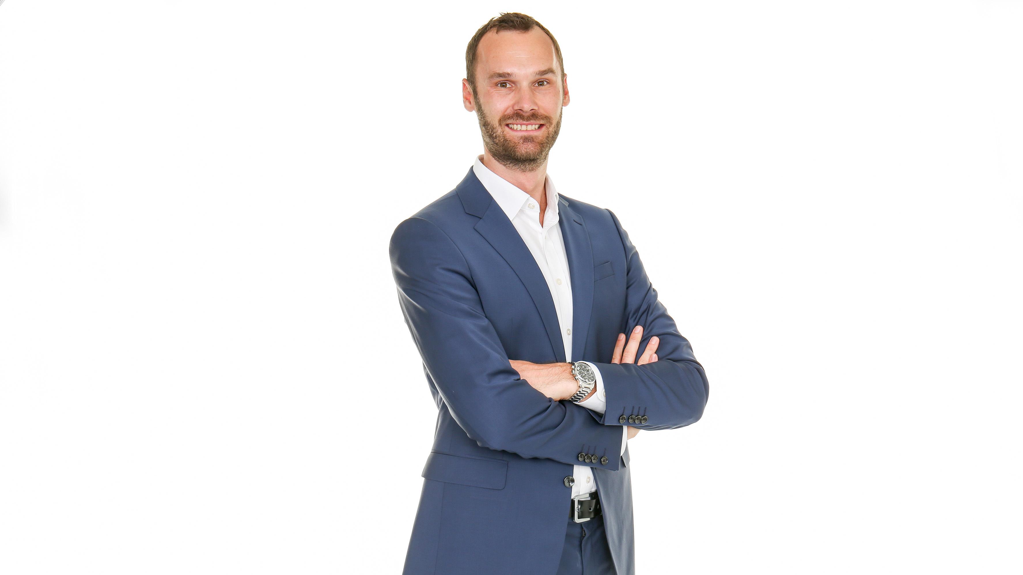 Prof. Dr. Tobias Haupt - Leiter DFB-Akademie
