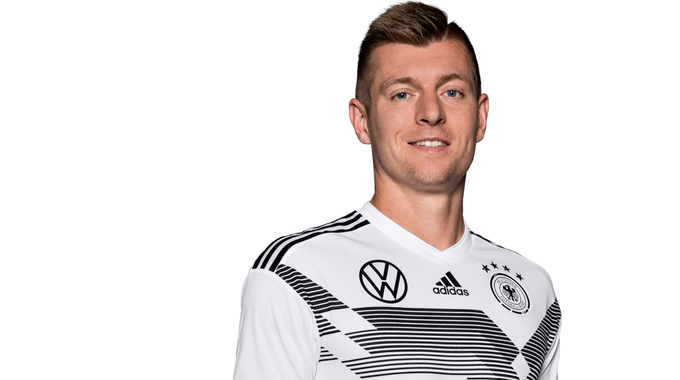 Profile picture of Toni Kroos