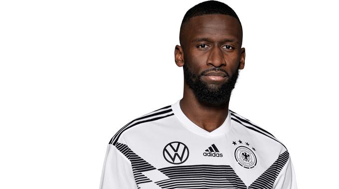 Profilbild von Antonio Rüdiger