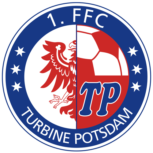 Club logo Turbine Potsdam