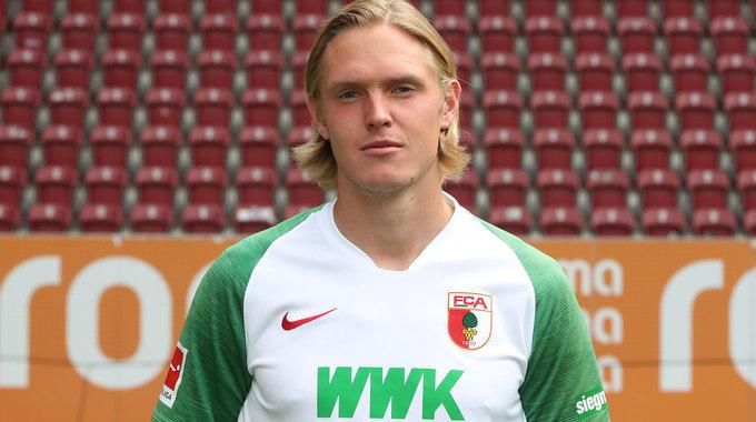 Profilbild von Fredrik Jensen