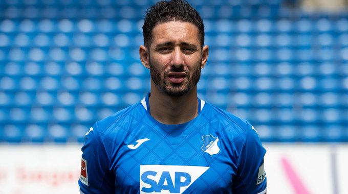 Profilbild von Ishak Belfodil
