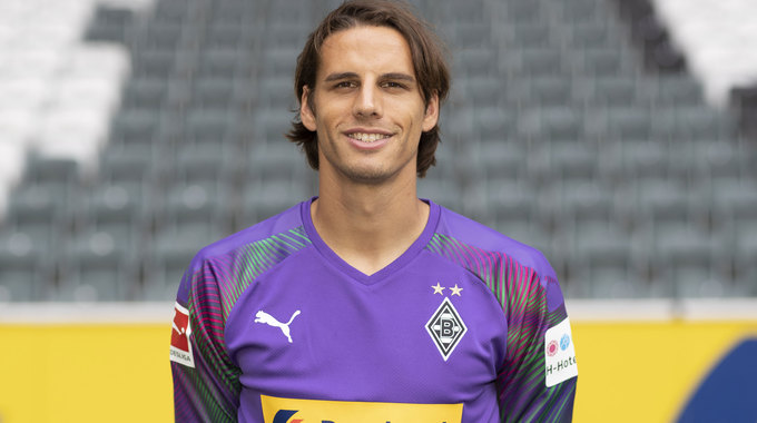 Profile picture of Yann Sommer
