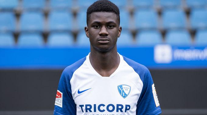 Profilbild von Maxwell Gyamfi