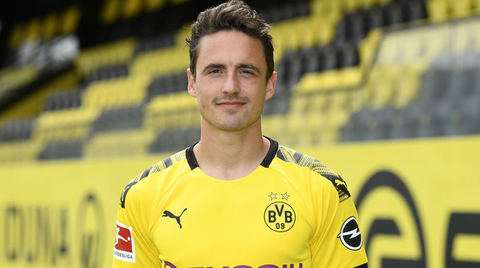 Profilbild von Thomas Delaney