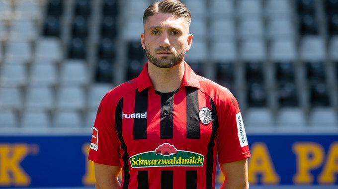 Profile picture of Brandon Borrello