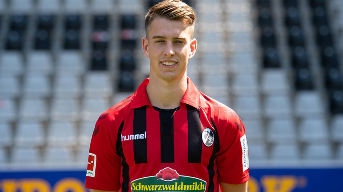 Profilbild von Janik Haberer