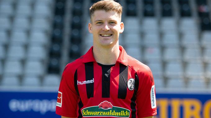 Profilbild von Lukas Kübler