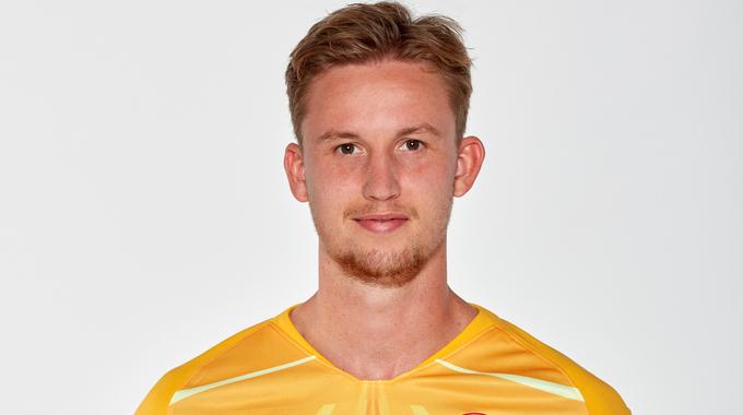 Profilbild von Frederik Rönnow