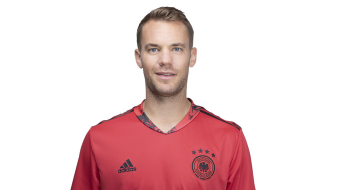 Profile picture of Manuel Neuer